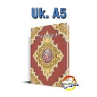 Al-Qur'an Ar-Rahsid A5 Dilengkapi dengan Tajwid Praktis