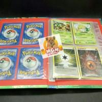 Album Pokemon - Tempat Kartu Pokemon Trading Card Game tampung 96 card