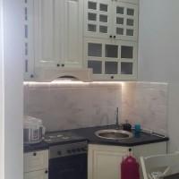 kitchen set pvc anti rayap semua furni