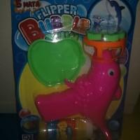 Mainan anak anak/Flipper Bubble/Lumba lumba gelembung