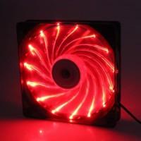 Kipas/Fan Case Komputer/CPU/PC INFINITY LED Fan 15 LAMP 12cm