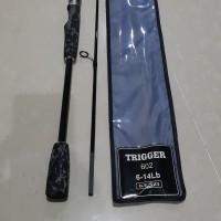 joran spining kenzi Trigger 602