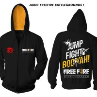 JAKET FREE FIRE BATTLEGROUND