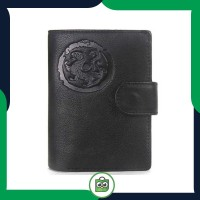 Dompet Passport Pria Genuine Leather