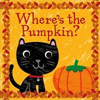 Where's the Pumpkin? - Buku Anak BAyi Board Book