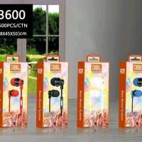 AY Earphone JBL JB 3600