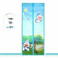 AY Tirai Magnet Pintu Motif Doraemon
