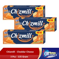 CHIZMILL CHEDDAR 135GR [ISI 3PCS]