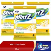 MINTZ LEMONMINT [ISI 3SAK]