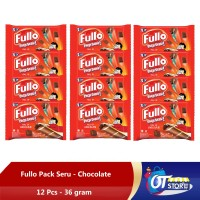 FULLO PACK SERU CHOCOLATE 36GR [ISI 12PCS]