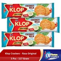 KLOP COCONUT 117GR [ISI 3PCS]