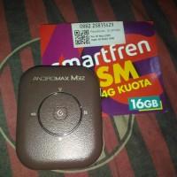 modem andromax mifi smartfren m3z free bonus 16 gb kuota smartfren 4g
