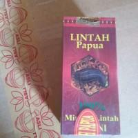 Lintah Merah Papua segel 3 / holo 3 original 100%