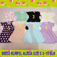 DRESS REMPEL ALISSA BLN FL-1732-NP