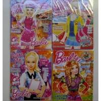 Dress Fashion Paper Bongkar Pasang Baju Kertas Mainan FL-3685-NP