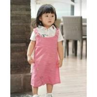 Dress overall anak rok FL-2073-NP
