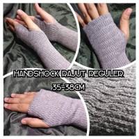 Manset tangan atau handshock rajut kualitas reguler satu FL-2873-NP