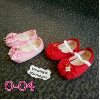 Sepatu Anak Bayi Chedi Perempuan Lucu Murah Newborn FL-1771-NP