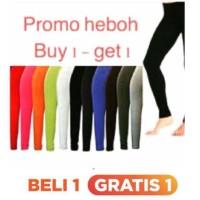 Beli Gratis Celana Leging Panjang Legging polos panjang FL-0107-NP