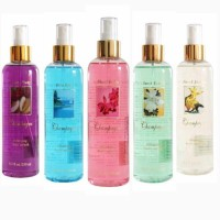 champagne silkening body splash body mist original 250ml