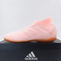 66ece7d7c15 Sepatu Futsal Anak Adidas Predator Tango 18.3 IN JR Trace Pink DB2325