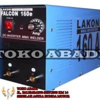 Mesin Las Listrik Inverter Lakoni Falcon 160E / 160 E