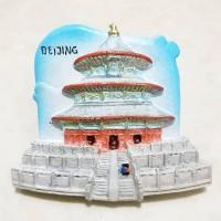Magnet Kulkas Beijing Resin