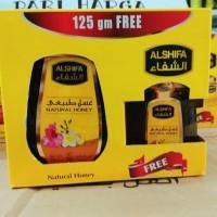 Madu Arab Al Shifa / Alshifa / Al- shifa paket 500 gr FREE 125 gr