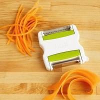 Terlaris Peeler Kotak As seen TV, Alat Pengupas buah sayur wortel