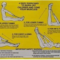Terlaris Tummy Trimmer Alat Bantu Sit Up Olahraga Pengecil Perut