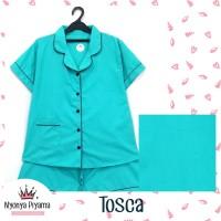 Piyama Celana Pendek Hotpant Dewasa Baju Tidur Katun 08