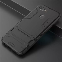 Case Robot Rugged Oppo A5s Hard Cover Rubber Casing