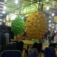 Durian Kupas Asli Ucok 800-900 gram