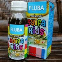 Madu Flu & Batuk anak FLUBA Syifa kids