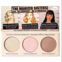 THE Balm MANIZER SISTERS Highlighter