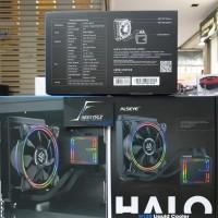 Alseye Halo H120 / H-120 / H 120 RGB Liquid Cooler