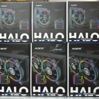 Alseye Halo H240 / H-240 / H 240 RGB Liquid Cooler