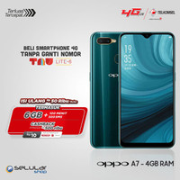 OPPO A7 - 4GB