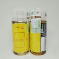 Liquid Premium Cukai Ala Carte 3MG 100ML Alacarte