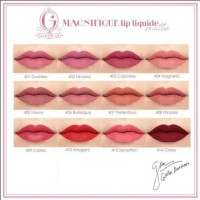 (Best Seller) MADAM GIE Lip Liquide Matte