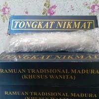Tongkat Nikmat Ramuan Jamu Madura
