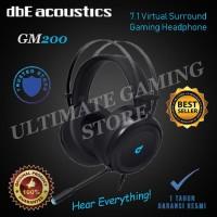 dbE GM200 7.1 Virtual Surround Gaming Headphone GM 200