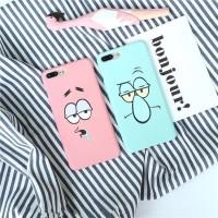 Hard Case iPhone 6 6s 7 7s 8 plus 6+ 7+ 8+ Spongebob Patrick Couple