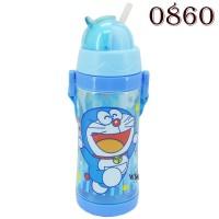 Botol Minum karakter Doraemon 500 ML - 0860