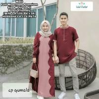 Fashion Muslim Baju Setelan Baju Couple Terbaru Gisel Couple Murah