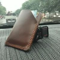 Dompet Kulit Asli Pria Slim Wallet KASUARI I by BHINNEKA