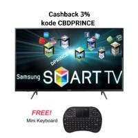 SAMSUNG LED TV 49 Inch Smart Digital 49J5250 + Mini Keyboard