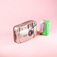 Kamera Akica Primo 801 + Roll Film
