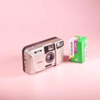 Kamera Akica Primo BF808 + Roll Film