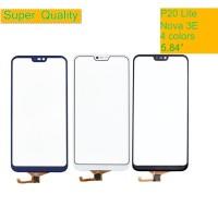 10Pcs/lot P20Lite For Huawei P20 Lite Nova 3E Touch Screen Touch